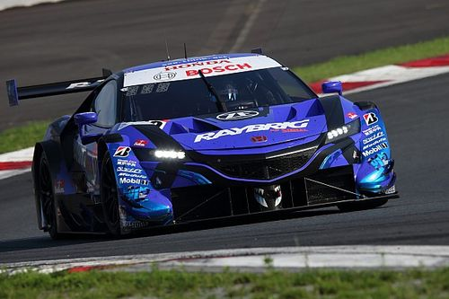 "Honda drivers ""really shocked"" by Supra race pace"