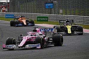 Renault protesta otra vez contra Racing Point