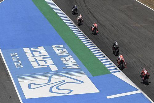 Así te contamos, en directo, la carrera del GP de Andalucía de MotoGP