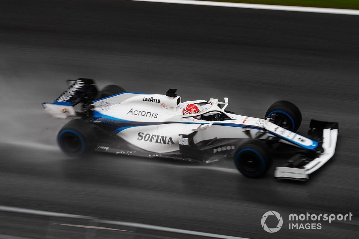 Belçika GP hafta sonunda yağmur bekleniyor