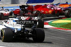VIDEO: Nieuw drama voor Ferrari na clash tussen Vettel en Leclerc