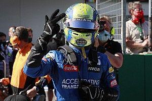 """Norris incredulo: """"La McLaren ha fatto un passo avanti enorme"""""""