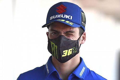 Persiapan MotoGP 2021, Mir Latihan dengan Gokart