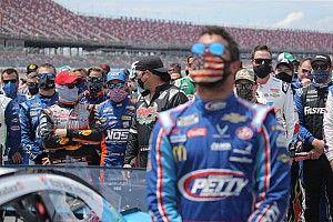 Wallace: que no se reste valor a la unidad que mostró NASCAR