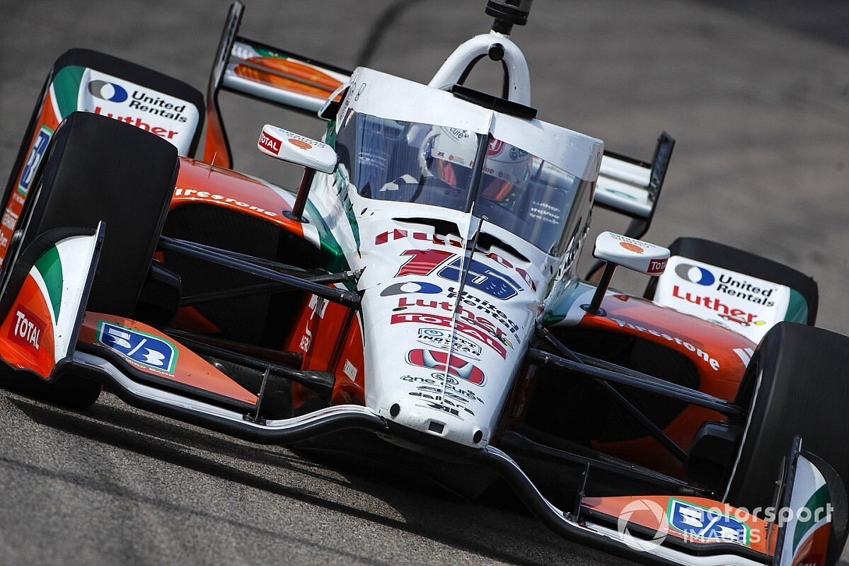 "Rahal says RLL making ""great gains"" in 2020"