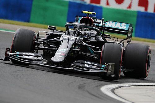 Bottas pensó que podía ganarle la pole a Hamilton