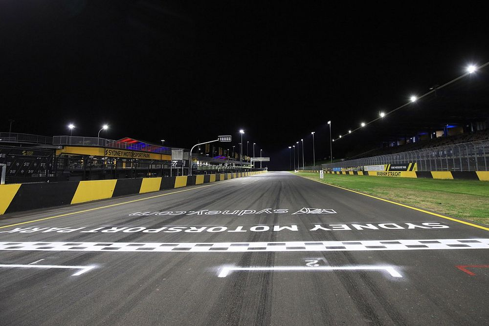 Three Supercars teams fined for track walk breach