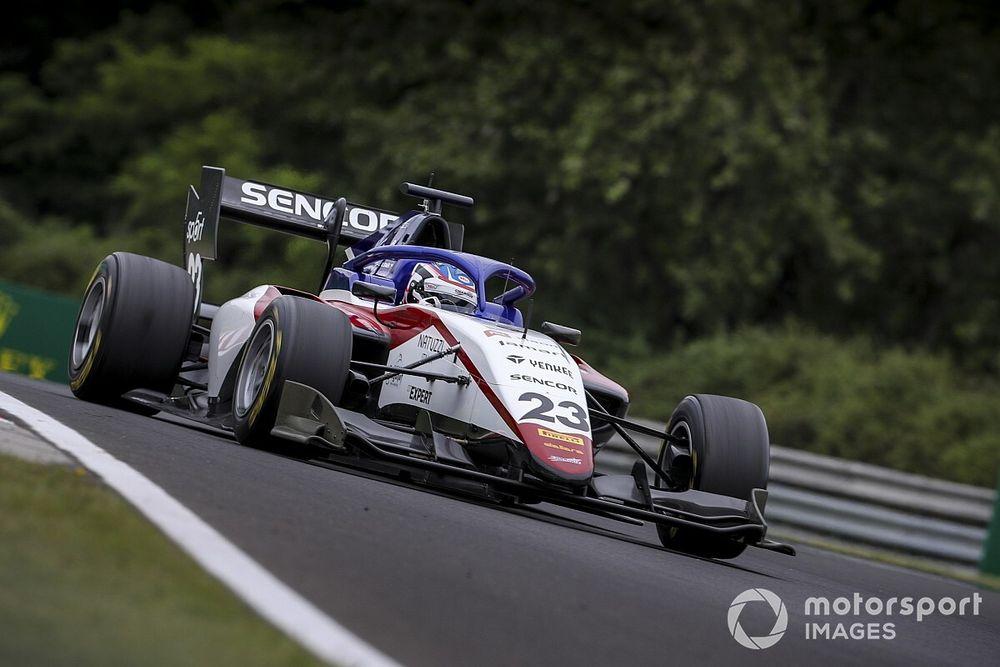 Hitech GP signs Stanek for dual F3 programme