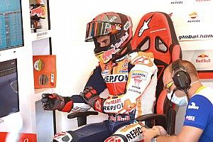 "Marquez: ""Hasty"" Jerez comeback attempt was a mistake"