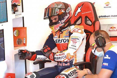 負傷マルク・マルケス、レース復帰さらに遠のく。回復に2〜3ヵ月必要