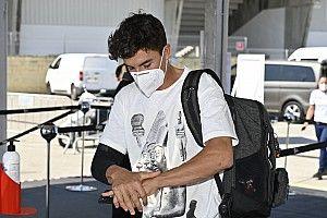 MotoGP: ecco i dati telemetrici del tremendo botto di Marquez