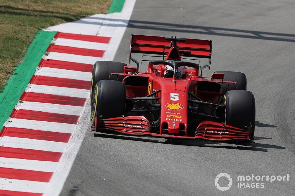 """Vettel n'avait """"rien à perdre"""" à faire un seul arrêt"""