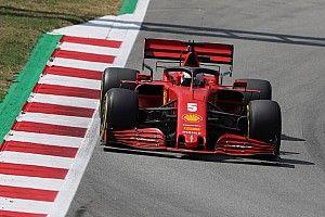 """Vettel: """"Ferrari'nin strateji planlarını gözden geçirmesine gerek yok"""""""