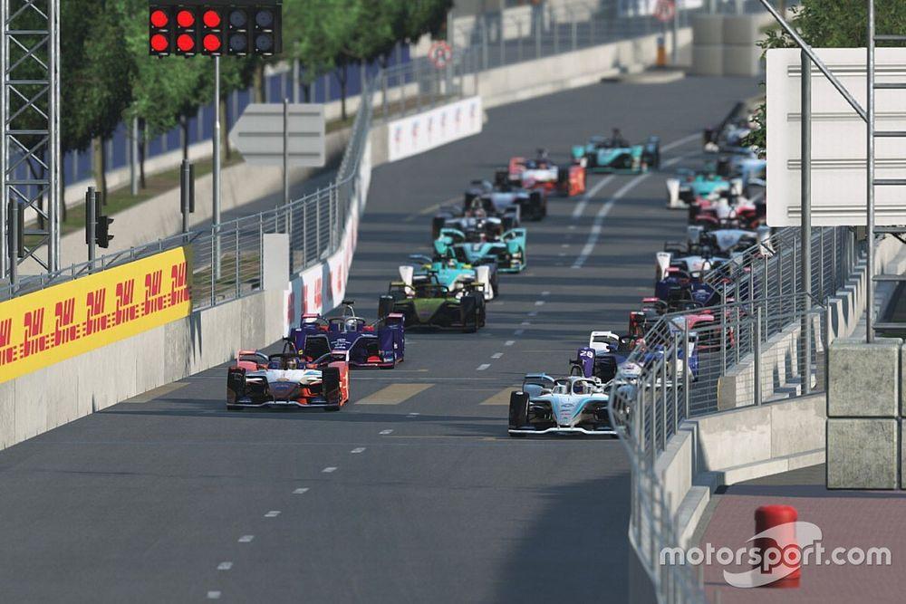 Campeonato virtual da Fórmula E chega a Hong Kong