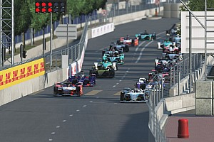Formula E Race at Home: Wehrlein si ripeterà anche ad Hong Kong?