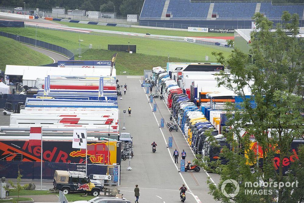 Ezpeleta : Si le MotoGP reste dans sa bulle, les GP ne sont pas en danger