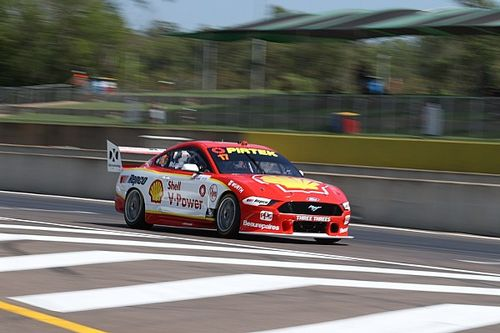 Darwin Supercars: McLaughlin clean sweeps Sunday poles