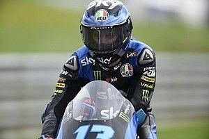 Moto3, Stiria, Libere 1: Vietti scivola ma svetta