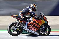 Moto2スティリア予選:長島哲太が3番手フロントロウ。カネットがクラス初ポールポジション