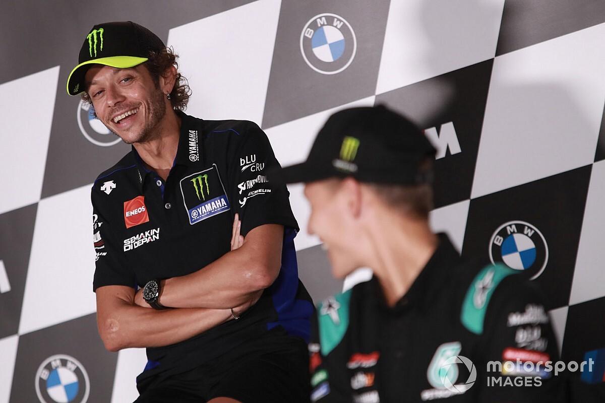 """Rossi: """"Grande spavento, ma non cambio idea: corro nel 2021"""""""