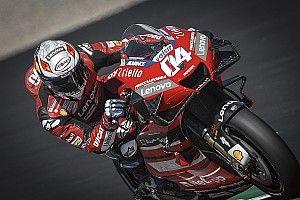 Warm-up - Dovisiozo et Suzuki confirment leur bon rythme de course