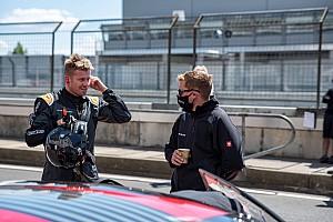 Nico Hülkenberg: Geheimer Test im Lamborghini Huracan GT3!