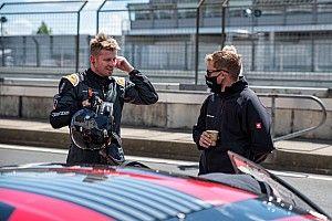 Hulkenberg gira con una Lamborghini: prove per la Nurburgring 24?