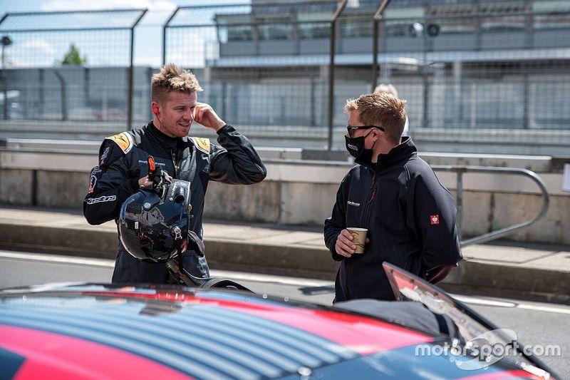 Hülkenberg va renouer avec la compétition en GT