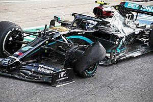 """La F1 """"ne veut pas"""" que le spectacle vienne de problèmes de pneus"""