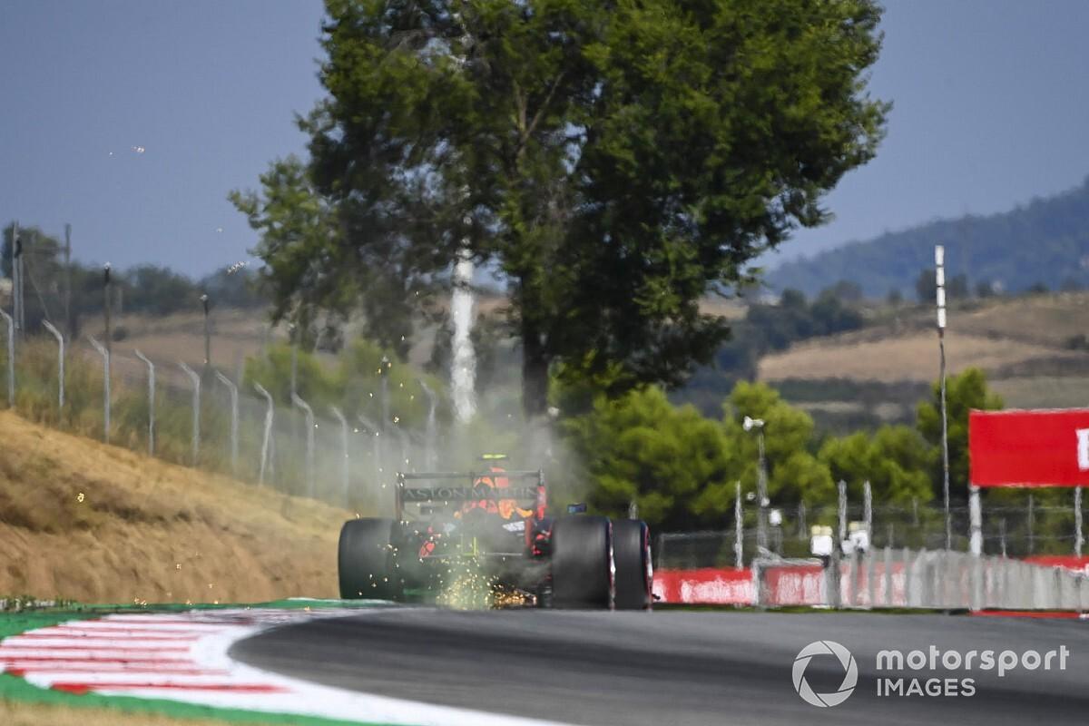 Las mejores fotos del viernes del GP de España de F1 2020