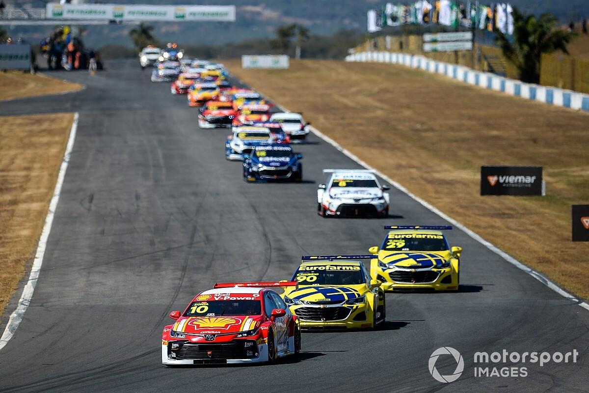 Stock Car define programação de rodada dupla com Corrida do Milhão, em São Paulo
