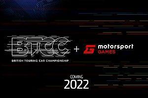 Motorsport Games creará un nuevo videojuego del BTCC