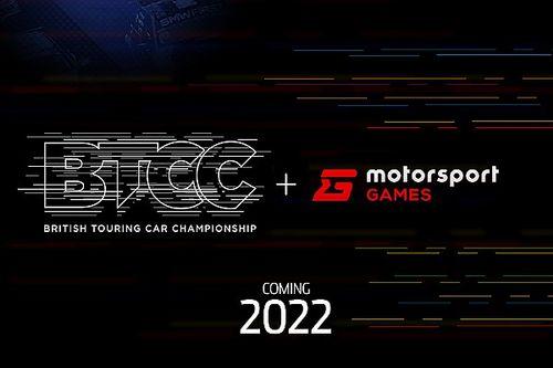 Motorsport Games łączy siły z BTCC