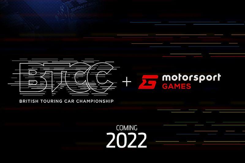 Motorsport Games llega a un acuerdo con el BTCC para crear un videojuego y un campeonato virtual
