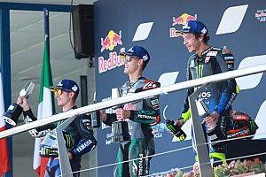 Segundo triunfo de Quartararo en Jerez con triplete de Yamaha