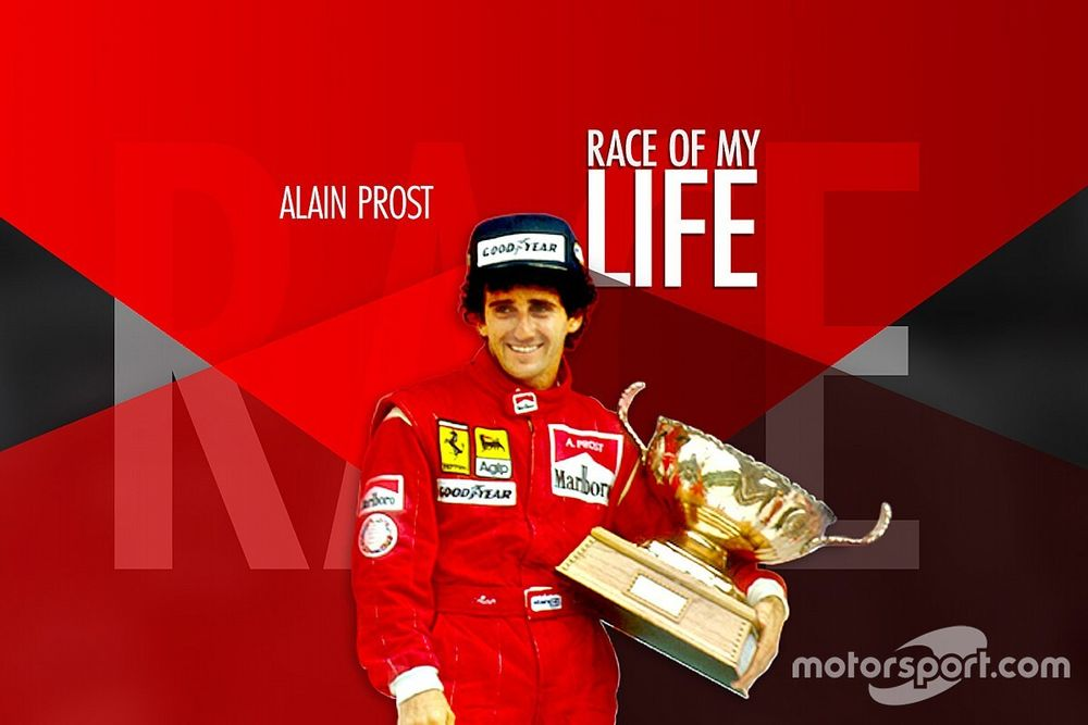 Race of my Life: Prost on the 1990 Mexican GP