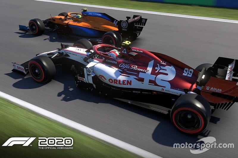 L'apparence des monoplaces dans F1 2020 dévoilée