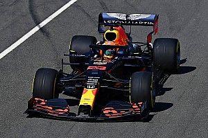 En images - Red Bull, Albon et la RB16 à Silverstone