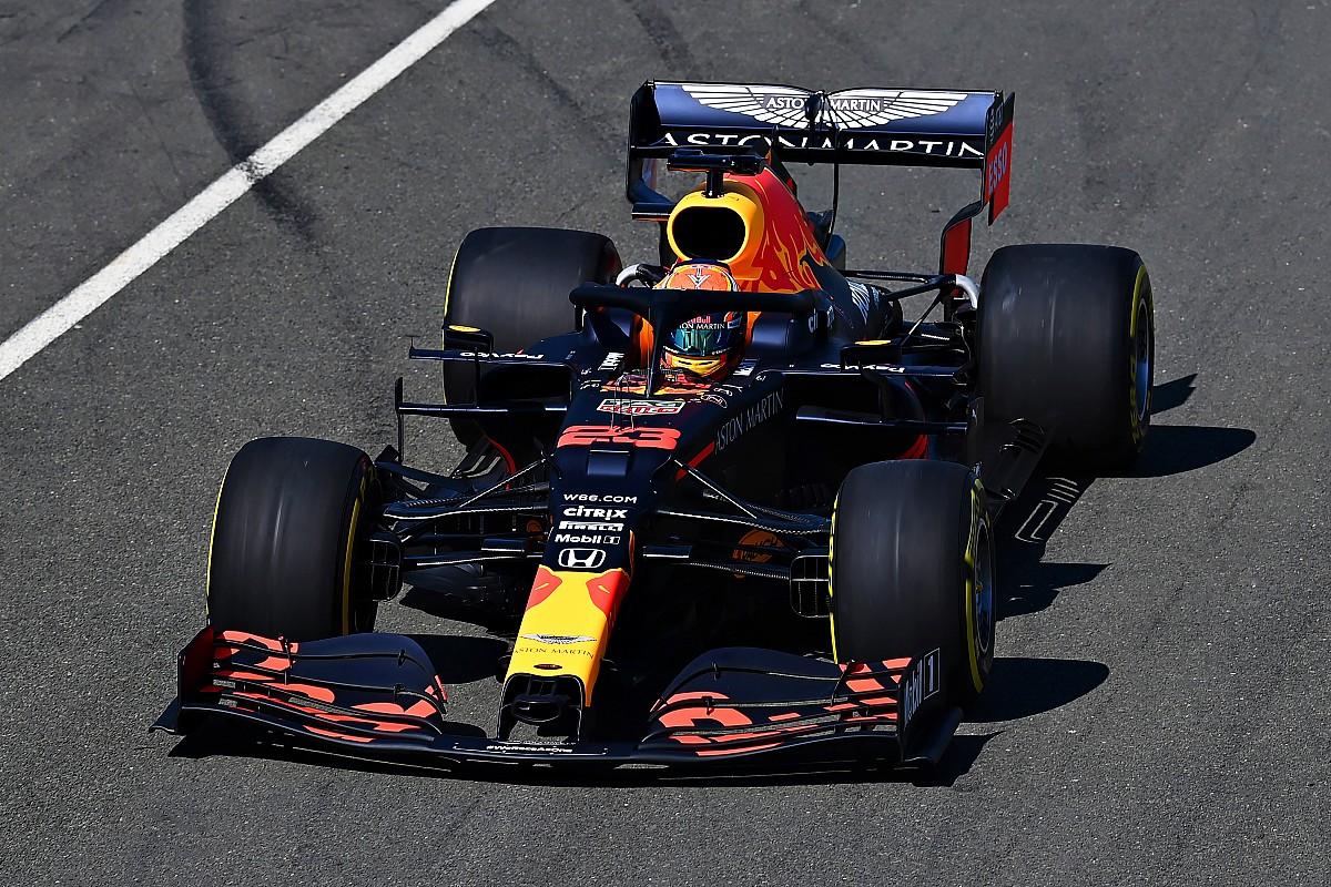 Технический анализ: что мы увидели на Red Bull RB16 во время съемочного дня