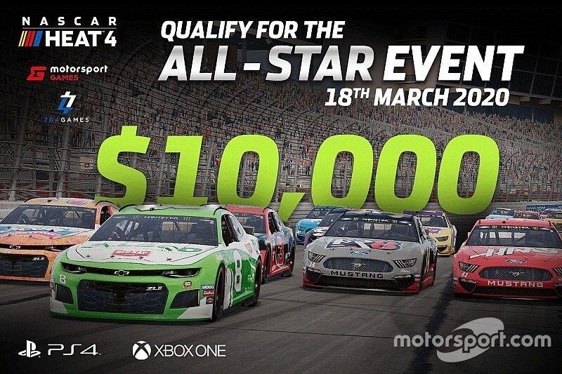 NASCAR Heat 4 to host $10,000 All-Star Race