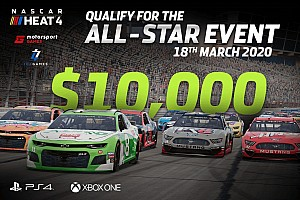 NASCAR Heat 4 to host $10,000 All-Star Race