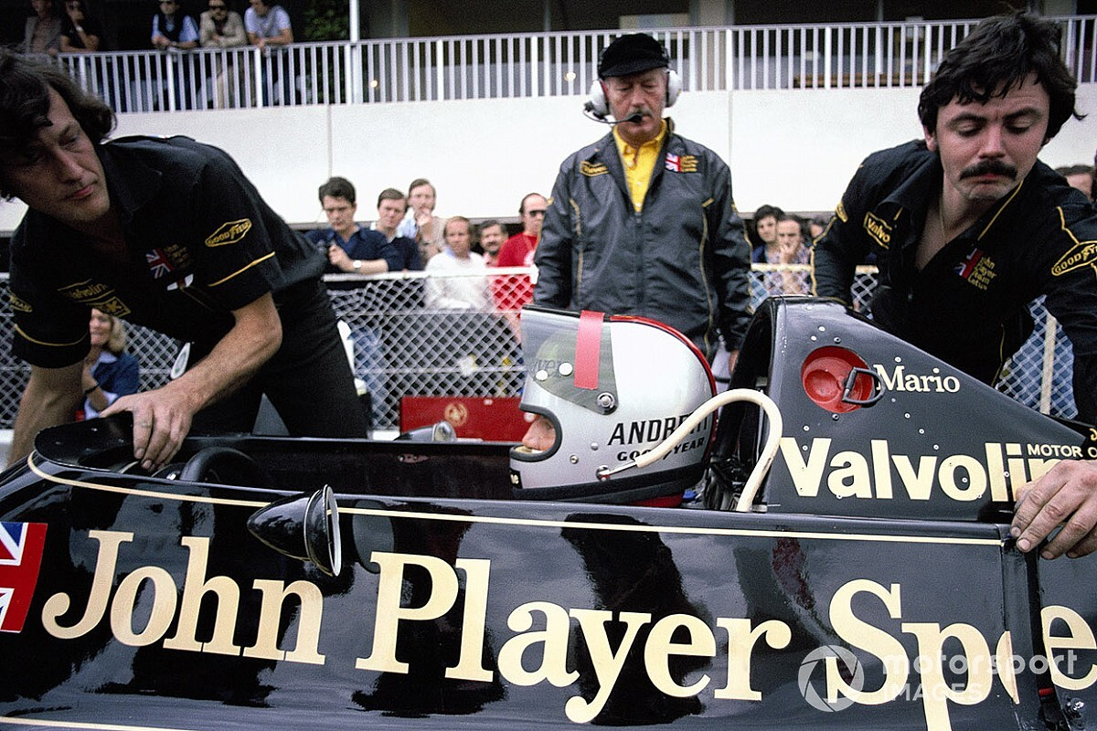 OTD: De geboortedag van een van de invloedrijkste F1-teambazen