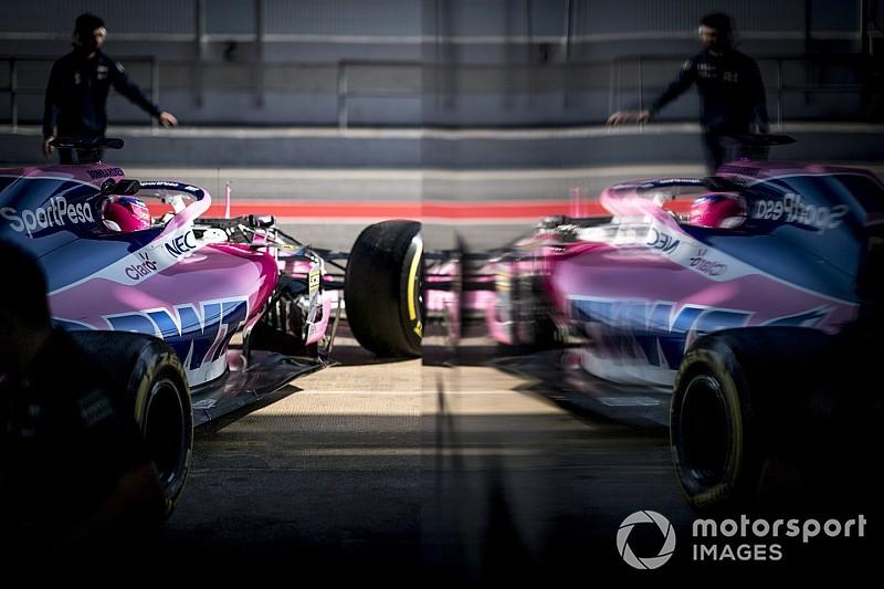 Képgaléria: sok új kép a barcelonai F1-es teszt hetedik napjáról