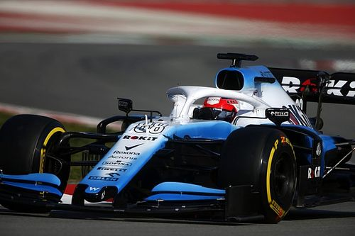 "Kubica says Williams just ""lost another day"""