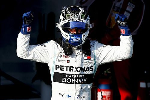 GP Australia: Bottas sempurna, Ferrari gagal podium