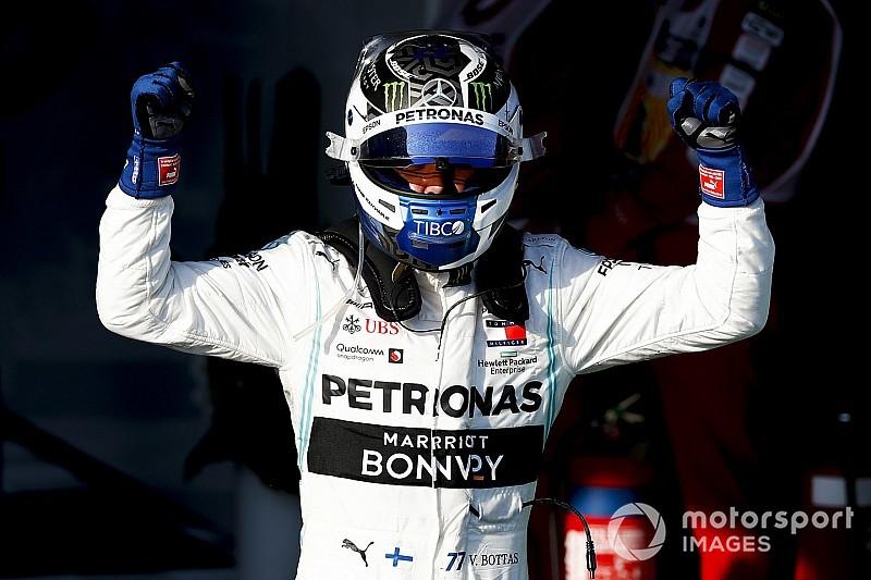 Bottas domina e vence o GP da Austrália de Fórmula 1 em dobradinha da Mercedes