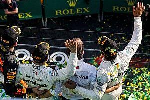 Klasemen F1 2019 setelah GP Australia