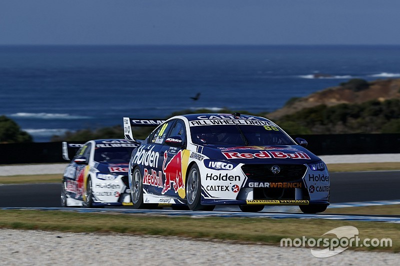 Triple Eight says 'no excuses' for poor Supercars testing pace