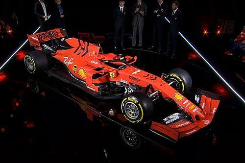 Photos - Ferrari dévoile sa F1 pour la saison 2019