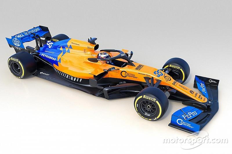 Gallery: McLaren's latest Formula 1 challenger